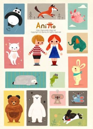 Anitto friends