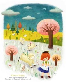양치기 소녀